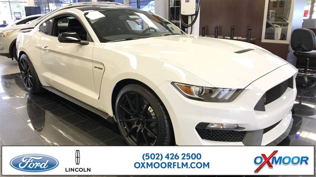 New 2017 Ford Mustang Shelby GT350 2D Coupe in Louisville