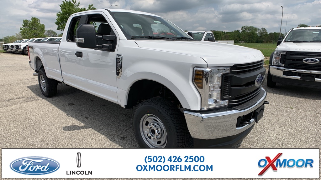New 2019 Ford F-350SD XL 4WD
