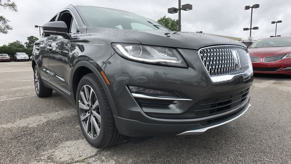 New 2019 Lincoln Mkc Reserve 4d Sport Utility In Louisville 10l1615